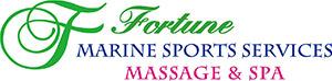 セブ島マリンスポーツ『フォーチュンマリンスポーツサービス・マッサージ&SPA』 Logo