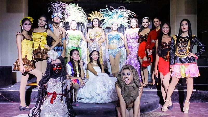 フィリピンニューハーフショー